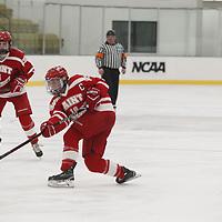 Women's Ice Hockey: St. Olaf College Oles vs. College of Saint Benedict Blazers