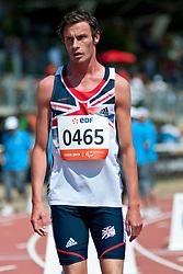 BLAKE Paul, GBR, 800m, T36, 2013 IPC Athletics World Championships, Lyon, France