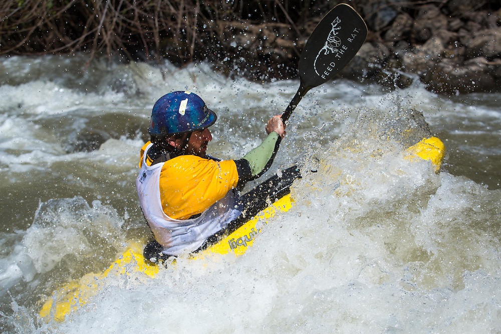 Turbine Fastest line whitewater kayakink race .<br /> Jordan River / Israel 03.07.2015<br /> <br /> photographer - Gilad Kavalerchik<br />    www.Giladka.com