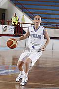 DESCRIZIONE : Porto San Giorgio Torneo Internazionale Basket Femminile Italia Croazia<br /> GIOCATORE : Licia Corradini<br /> SQUADRA : Nazionale Italia Donne<br /> EVENTO : Porto San Giorgio Torneo Internazionale Basket Femminile<br /> GARA : Italia Croazia<br /> DATA : 28/05/2009 <br /> CATEGORIA : palleggio<br /> SPORT : Pallacanestro <br /> AUTORE : Agenzia Ciamillo-Castoria/E.Castoria