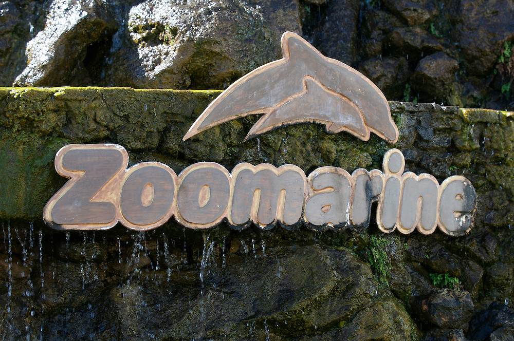 ZooMarine, logo, dolphins,  Algarve, Portugal