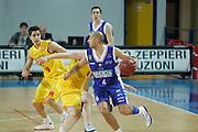 DESCRIZIONE : Frosinone Lega Basket A2 2011-12  Prima Veroli Centrle del Latte Brescia<br /> <br /> GIOCATORE : Rodolfo Rombaldoni<br /> <br /> CATEGORIA : palleggio<br /> <br /> SQUADRA : Centrale del Latte Brescia<br /> <br /> EVENTO : Campionato Lega A2 2011-2012<br /> <br /> GARA : Prima Veroli Centrale del Latte Brescia <br /> <br /> DATA : 18/03/2012<br /> <br /> SPORT : Pallacanestro <br /> <br /> AUTORE : Agenzia Ciamillo-Castoria/ A.Ciucci<br /> <br /> Galleria : Lega Basket A2 2011-2012 <br /> <br /> Fotonotizia : Frosinone Lega Basket A2 2011-12 Prima Veroli Centrale del Latte Brescia<br /> <br /> Predefinita :