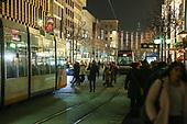 Innenstadt Beleuchtung