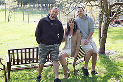 EXCLUSIVE: Meghan Markle's nephew Tyler Dooley is a Cannabis farmer who is planning a new drug called Markle's Sparkle. 25 year old Tyler is too busy growing Millions of Dollars worth of the sticky icky at his greenhouse in Oregon to worry about the upcoming big day. 16 Apr 2018 Pictured: Thomas Dooley, Tracy Anne Dooley and Tyler Dooley. Photo credit: MEGA TheMegaAgency.com +1 888 505 6342