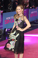 Leslie Mann, How To Be Single - European film premiere, Leicester Square, London UK, 9 February 2016, Photo by Richard Goldschmidt