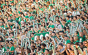 Ohio University students attend the football game opener against the University of Connecticut on Saturday, September 5, 2009.