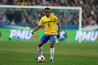 FOOTBALL - FRIENDLY GAME 2010/2011 - FRANCE v BRAZIL - 9/02/2011 - PHOTO JEAN MARIE HERVIO / DPPI - ELIAS (BRA)