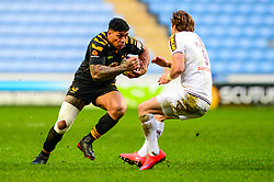 Malakai Fekitoa of Wasps - Mandatory by-line: Dougie Allward/JMP - 18/01/2020 - RUGBY - Ricoh Arena - Coventry, England - Wasps v Bordeaux-Begles - European Rugby Challenge Cup