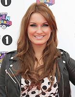 Sam Faiers BBC Radio 1 Teen Awards, Wembley Arena, London, UK. 09 October 2011. Contact: Rich@Piqtured.com +44(0)7941 079620 (Picture by Richard Goldschmidt)