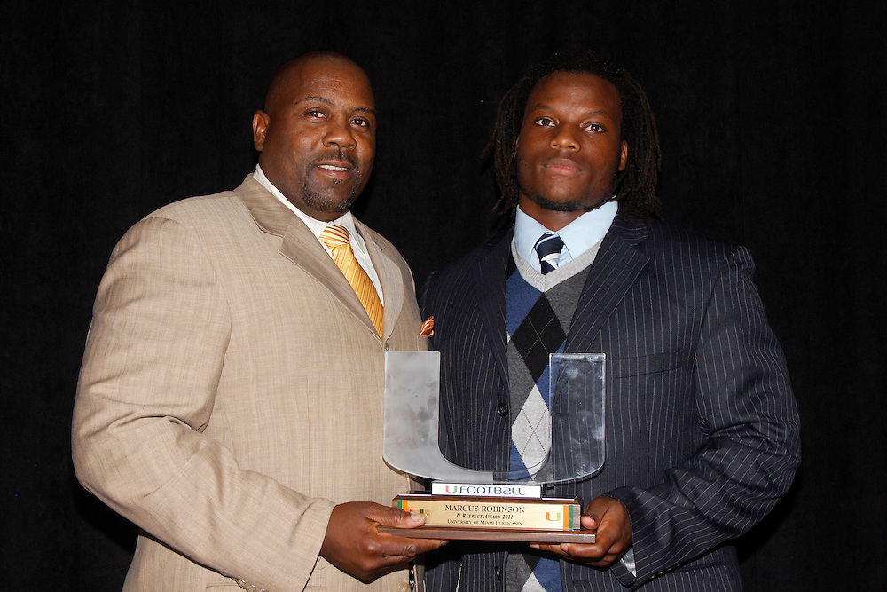 2011 Miami Hurricanes Football Banquet