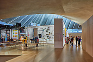 Design Museum London. Architect John Pawson
