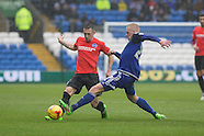 Cardiff City v Brighton and Hove Albion  - Championship - 20/02/2016