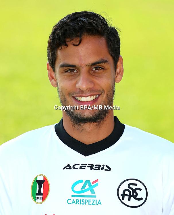 Italian League Serie B -2016-2017 / <br /> ( Spezia Calcio 1906 ) - <br /> Franco Signorelli