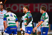 Meyer SWANEPOEL  - 18.01.2015 - Racing Metro 92 / Trevise - European Champions Cup<br /> Photo : Dave Winter / Icon Sport