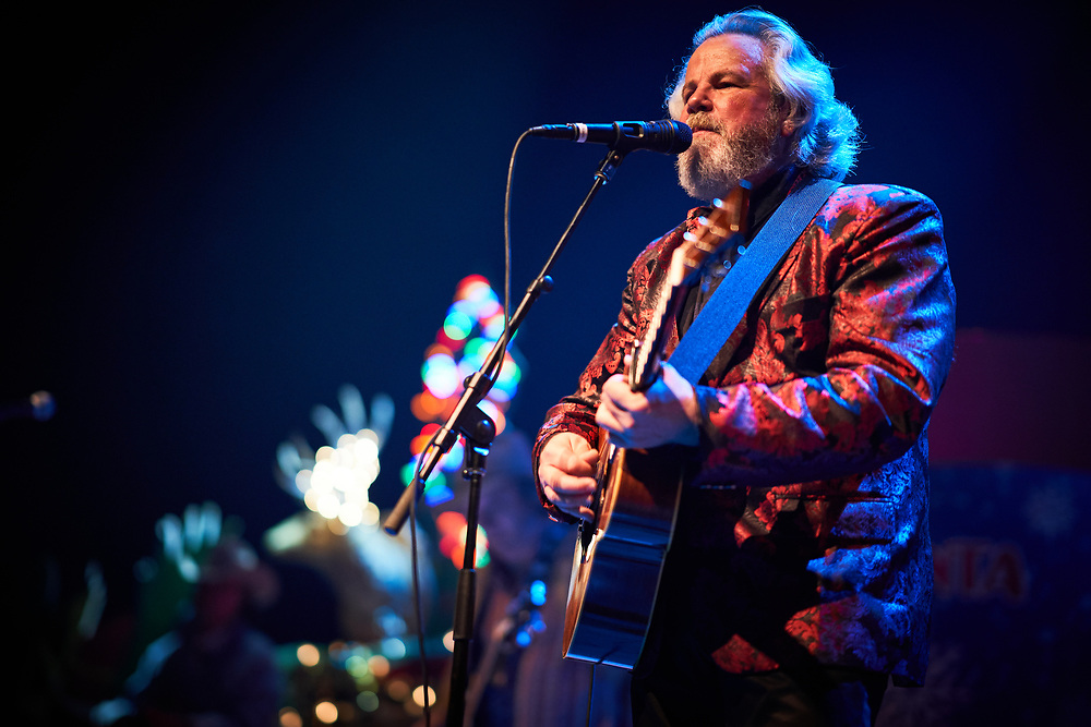 AUSTIN, TX - December 16:  Robert Earl Keen. Robert Earl Keen and the Robert Earl Keen Band in concert at ACL Live at the Moody Theater in Austin, Texas on December 16, 2017. (Photograph ©2017 Darren Carroll)