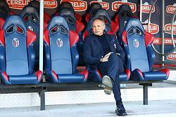 """Foto LaPresse/Filippo Rubin<br /> 24/02/2019 Bologna (Italia)<br /> Sport Calcio<br /> Bologna - Juventus - Campionato di calcio Serie A 2018/2019 - Stadio """"Renato Dall'Ara""""<br /> Nella foto: SINISA MIHAJLOVIC (ALLENATORE BOLOGNA F.C.)<br /> <br /> Photo LaPresse/Filippo Rubin<br /> February 24, 2019 Bologna (Italy)<br /> Sport Soccer<br /> Bologna vs Juventus - Italian Football Championship League A 2018/2019 - """"Renato Dall'Ara"""" Stadium <br /> In the pic: SINISA MIHAJLOVIC (BOLOGNA'S TRAINER)"""