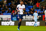 Bolton Wanderers forward Sammy Ameobi (10)   during the EFL Sky Bet Championship match between Bolton Wanderers and Sunderland at the Macron Stadium, Bolton, England on 20 February 2018. Picture by Simon Davies.