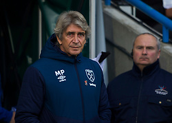 West Ham United manager Manuel Pellegrini - Mandatory by-line: Jack Phillips/JMP - 10/11/2018 - FOOTBALL - The John Smith's Stadium - Huddersfield, England - Huddersfield Town v West Ham United - English Premier League