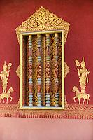 Laos, Province de Luang Prabang, ville de Luang Prabang, Patrimoine mondial de l'UNESCO depuis 1995, temple Wat Sop  // Laos, Province of Luang Prabang, city of Luang Prabang, World heritage of UNESCO since 1995, Wat Sop temple