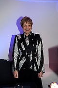 DEBORAH BORDA, LA Philharmonic reception, Fountain room, Barbican. 27 January 2011 -DO NOT ARCHIVE-© Copyright Photograph by Dafydd Jones. 248 Clapham Rd. London SW9 0PZ. Tel 0207 820 0771. www.dafjones.com.