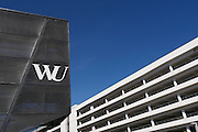 Vienna, Austria. Opening Day of the new WU Campus (University of Economics).