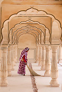 Amber fort, city of Jaipur,Rajasthan, India