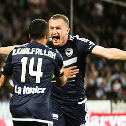 Melbourne Victory v Brisbane Roar    Hyundai A-League   15 January 2016