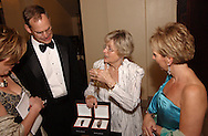 (from left) Kathy Crippen, Mark Romer, Delores Anderson and Anne Romer during The Masterpiece Ball, an evening with the Great Chefs, the 2010 2009 Opera Guild Gala at the Dayton Masonic Center, Saturday, March 13, 2010.