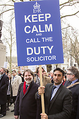 "7 Mar. 2014 - ""Grayling Day"" protest rally and march against legal aid cuts in central London"