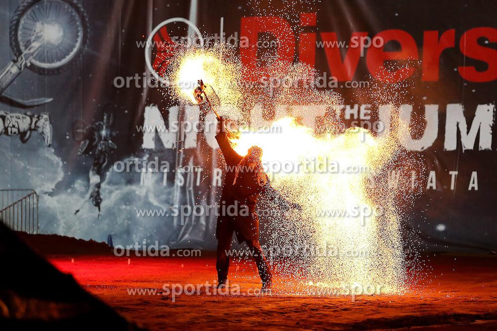 20.03.2015, Tauron Arena, Krakau, POL, Diverse night of the Jumps, FMX Weltmeisterschaft 2015, im Bild MISTRZOSTWA SWIATA FMX DIVERS NIGHT OF THE JUMPS // during the diverse night of the jumps FMX world championchip 2015 at the Tauron Arena in Krakau, Poland on 2015/03/20. EXPA Pictures &copy; 2015, PhotoCredit: EXPA/ Newspix/ LUKASZ WIESZALA<br /> <br /> *****ATTENTION - for AUT, SLO, CRO, SRB, BIH, MAZ, TUR, SUI, SWE only*****