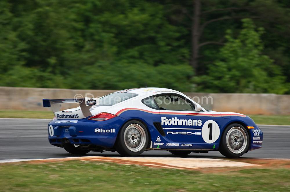 #1C '09 Porsche Cayman: David Hansson