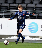Fotball , 3. mars 2017 , Privatkamp<br /> Odd - Viking 4-1<br /> Michael Ledger , Viking