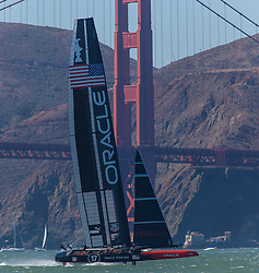 15.09.2013, Pier29, San Francisco, USA, Americas Cup Final Races 2013, Race 9 and 10, im Bild Oracle Team USA // during the finals of the Americas Cup 2013, race 9 and 10 at San Francisco, United States of America on 2013/09/15. EXPA Pictures © 2013, EXPA Pictures © 2013, PhotoCredit: EXPA/ Mag. Gert Steinthaler