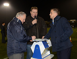 50/50 draw - Photo mandatory by-line: Dougie Allward/JMP - Mobile: 07966 386802 - 20/03/2015 - SPORT - Football - England - Memorial Stadium - Bristol Rovers v Aldershot - Vanarama Football Conference