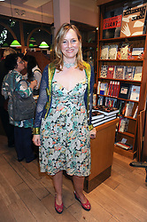 Writer CHARLOTTE EAGAR at a party to celebrate the publication of her book'The Girl in the Film'held at the Daunt Bookshop, Holland Park Avenue, London on 10th July 2008.NON EXCLUSIVE - WORLD RIGHTS