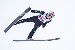 09.03.2019, Holmenkollen, Oslo, NOR, FIS Weltcup Skisprung, Raw Air, Oslo, Team Bewerb, Herren, im Bild Robert Johansson (NOR) // Robert Johansson of Norway during the men's Team Competition of the Raw Air Series of FIS Ski Jumping World Cup at the Holmenkollen in Oslo, Norway on 2019/03/09. EXPA Pictures © 2019, PhotoCredit: EXPA/ JFK