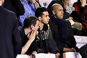 DESCRIZIONE : Roma Lega A 2014-2015 Acea Roma EA7 Emporio Armani Milano<br /> GIOCATORE : Carlton Myers<br /> CATEGORIA : vip<br /> SQUADRA : <br /> EVENTO : Campionato Lega A 2014-2015<br /> GARA : Acea Roma EA7 Emporio Armani Milano<br /> DATA : 21/12/2014<br /> SPORT : Pallacanestro<br /> AUTORE : Agenzia Ciamillo-Castoria/Max.Ceretti<br /> GALLERIA : Lega Basket A 2014-2015<br /> FOTONOTIZIA : Roma Lega A 2014-2015 Acea Roma EA7 Emporio Armani Milano<br /> PREDEFINITA :