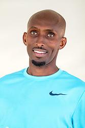 41st Falmouth Road Race: Abdi Abdirahman