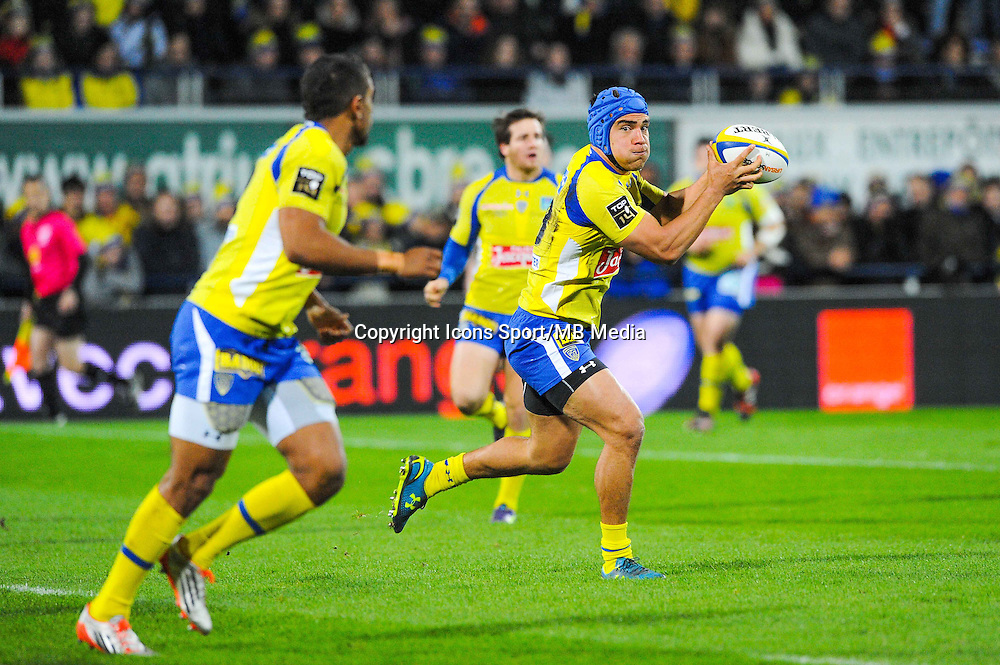 Benson Stanley  - 20.12.2014 - Clermont / Castres - 13eme journee de Top 14 -<br /> Photo : Jean Paul Thomas / Icon Sport