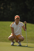 Ayaka Kaneko during the first round of match play at the U.S. Women's Amateur at Crooked Stick Golf Club on Aug. 8, 2007 in Carmel, Ind.    ...©2007 Scott A. Miller
