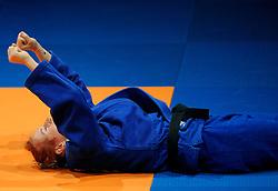 14-11-2009 JUDO: NK JUDO DAMES: ROTTERDAM <br /> Claudia Zwiers wint haar twaalfde Nederlands Kampioenschap<br /> ©2009-WWW.FOTOHOOGENDOORN.NL