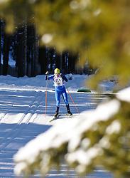 23.01.2011, Loipe Obertilliach, Obertilliach, AUT, 37. Dolomitenlauf, im Bild  Langlauf Feature// EXPA Pictures © 2011, PhotoCredit: EXPA/ M. Gruber