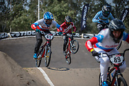 #41 (SUVOROVA Natalia) RUS at Round 10 of the 2019 UCI BMX Supercross World Cup in Santiago del Estero, Argentina