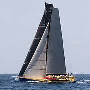 Winner CSA Racing 1, Ambersail (LTU) and Best Yacht in the Ocean Class (Miramarsailing.com Trophy)