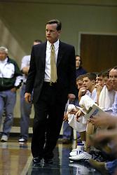 Basketball Coach Scott Trost