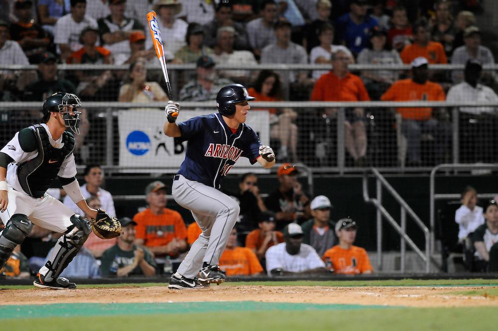 2008 Arizona Baseball <br /> <br /> 2008 Coral Gables Super-Regional