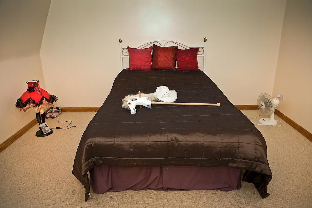 The Burlesque Performers Bedroom