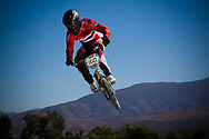 #150 (HELLEVIK Martin) NOR at the 2013 UCI BMX Supercross World Cup in Chula Vista