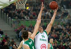 Slavko Kotnik na Dnevu slovenske kosarke, on January 2, 2011 in Arena Stozice, Ljubljana, Slovenia.  (Photo By Vid Ponikvar / Sportida.com)