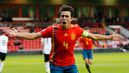 Spain v Germany 110518